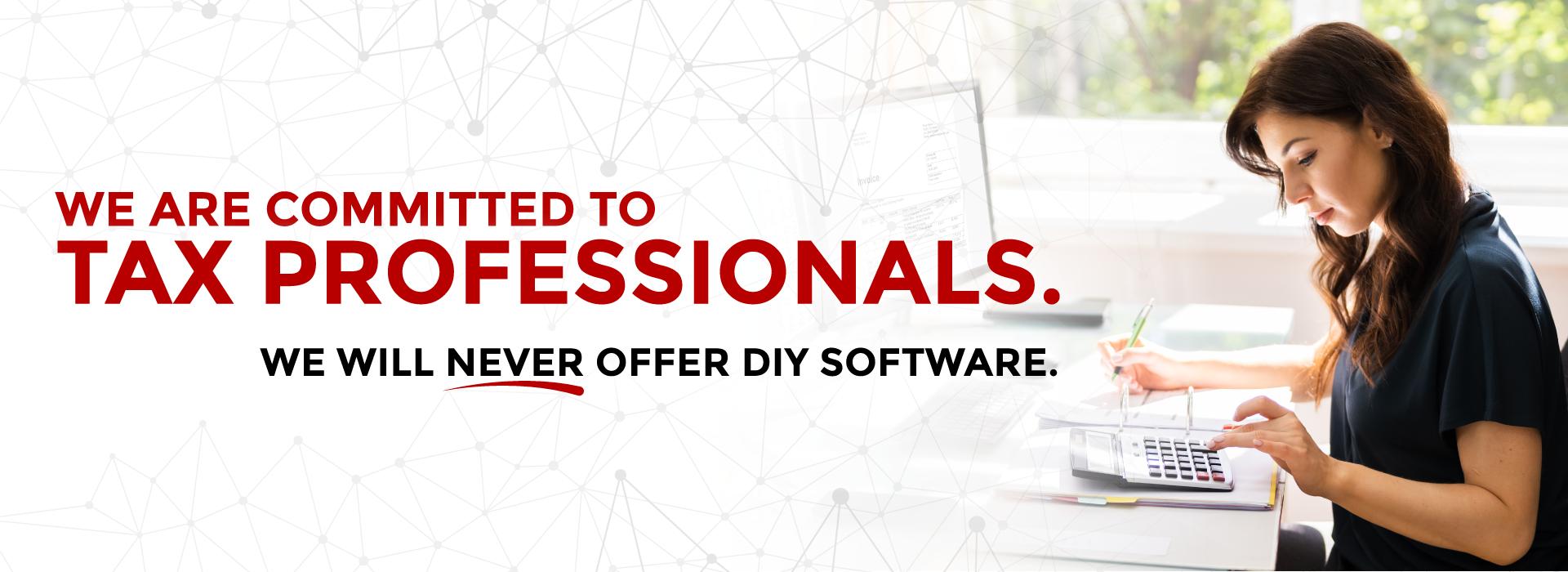 No DIY Software